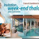 Thalasso week end pour 2