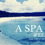 Week end en spa