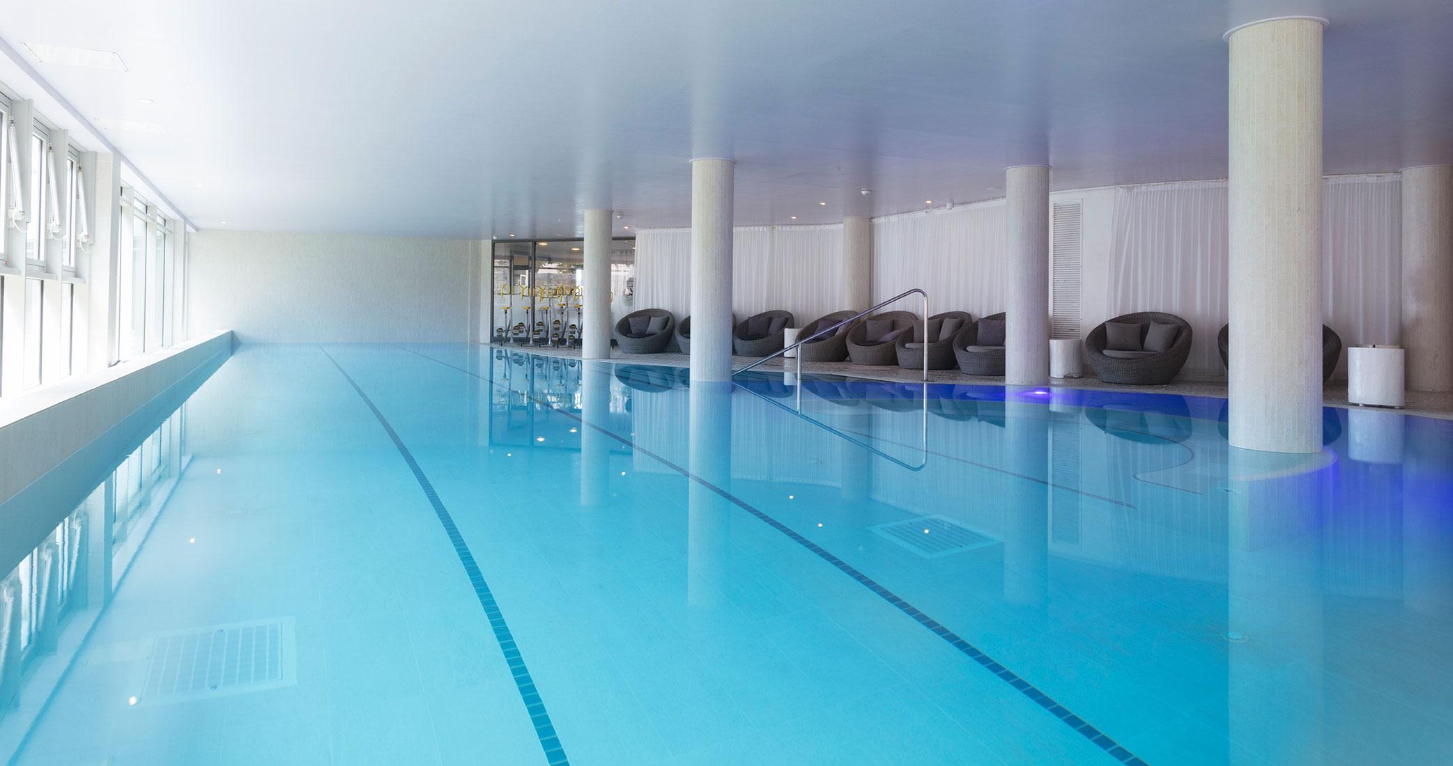 Thalasso benodet piscine