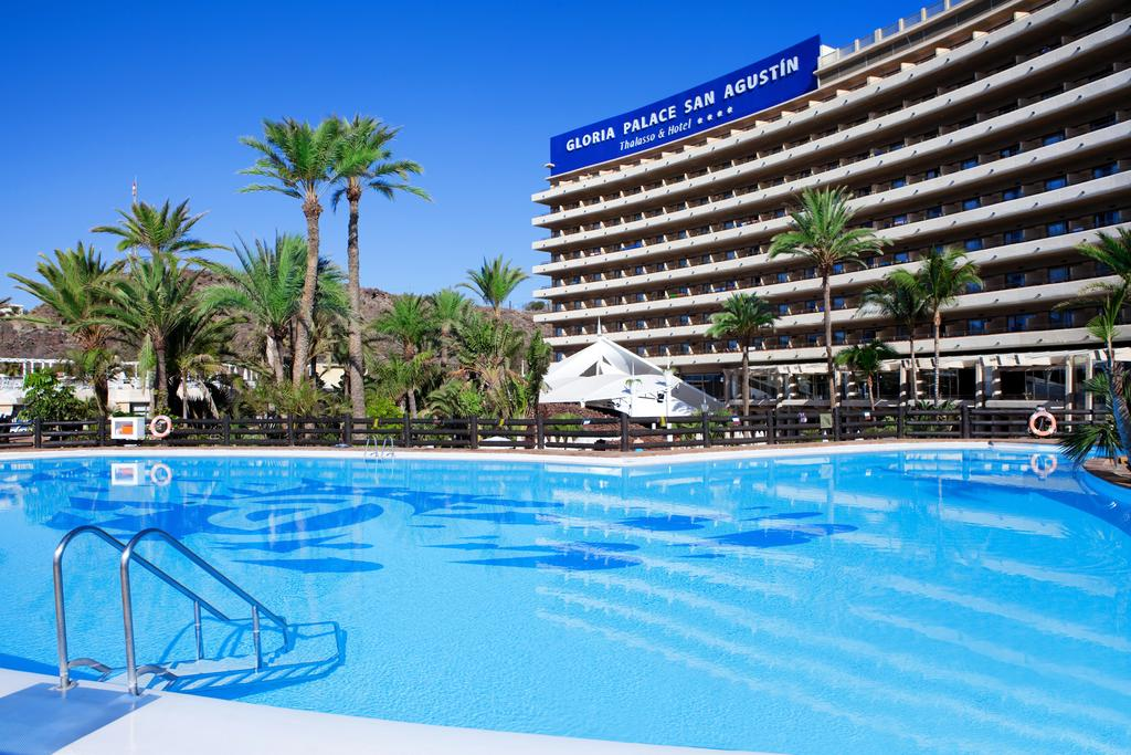 Gloria thalasso hotel gran canaria