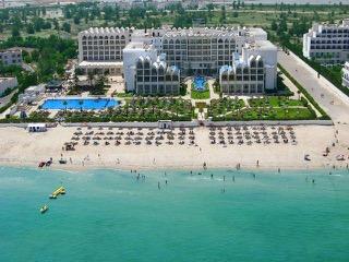 Hotel alhambra thalasso 5 yasmine hammamet