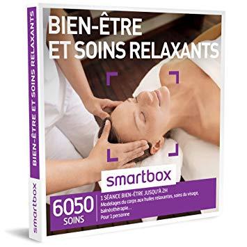 Smartbox bien etre 2 personnes - Apizen.fr