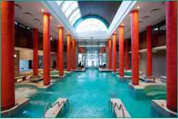 Week end thalasso axe les thermes