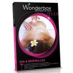Wonderbox bien être et merveilles