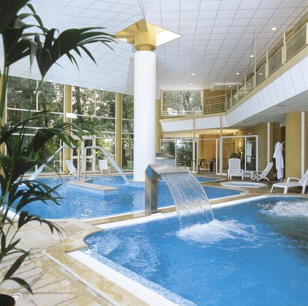 Hotel Aix Les Bains Thalasso