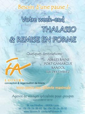 Week end thalasso massage