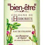 Cologne de l'herboriste bien-être cedrat