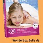 Wonderbox bulle de bien etre