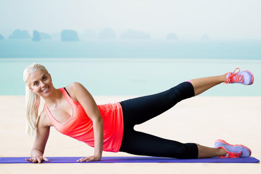 Affiner ses jambes et perdre du poids