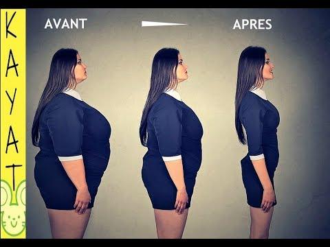 Perdre du poids sur 2 semaines