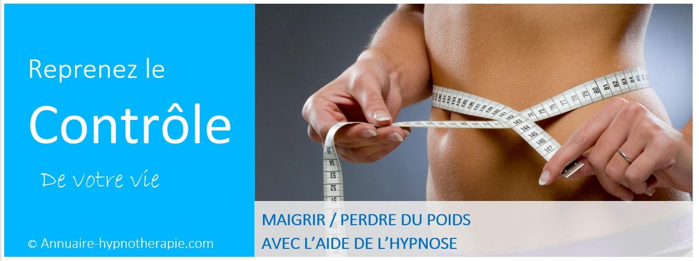 Hypnose pour perdre du poids rapidement