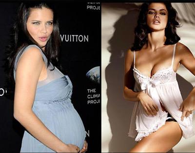 Astuce pour perdre du poids apres grossesse