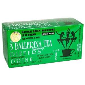 Perdre du poids thé