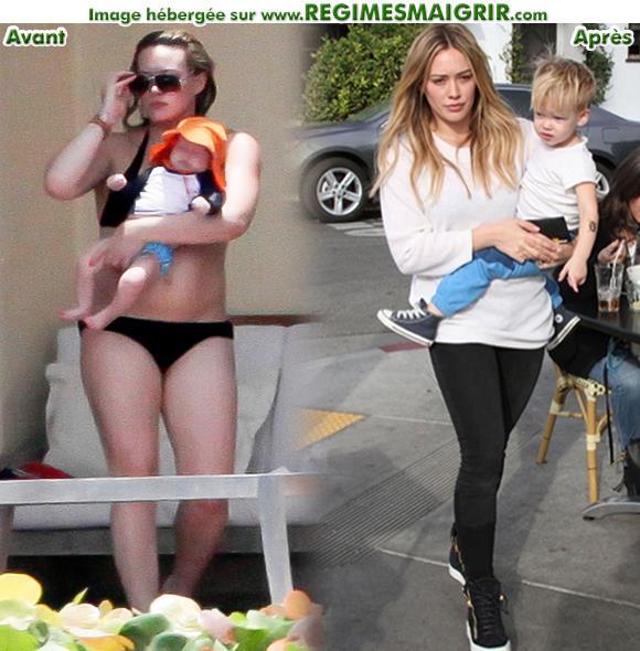 Perdre du poids avant la grossesse