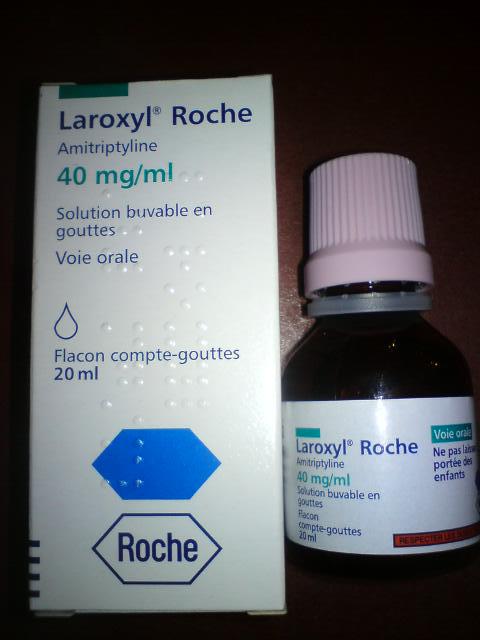 Perdre du poids avec laroxyl