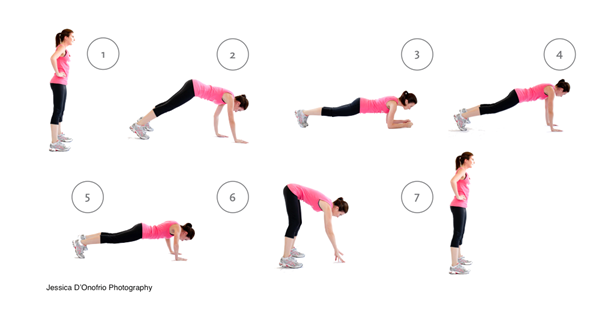 Exercice à faire à la maison pour perdre du poids