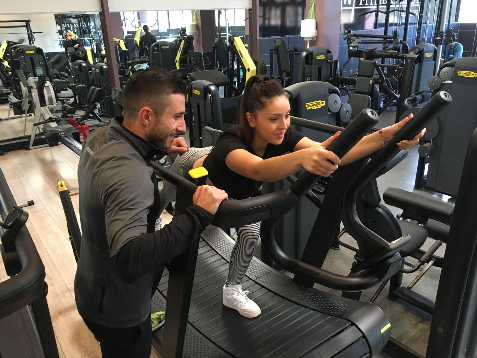 Perdre du poids rapidement salle de sport