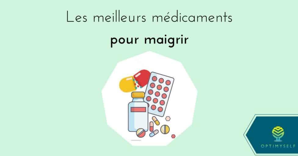 Perdre du poids médicaments