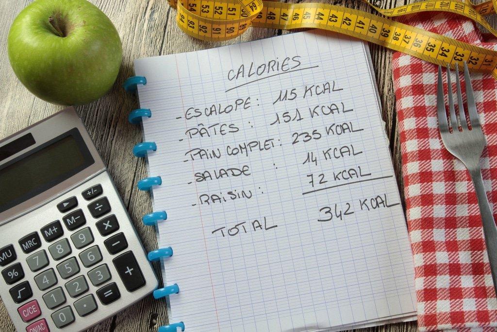 Combien de calories faut il bruler par jour pour perdre du