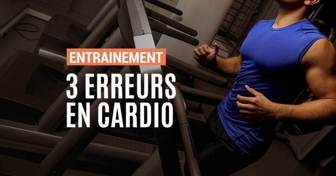 Perdre du poids entrainement cardio