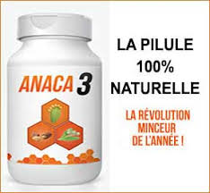 Anaca3 perdre du poids