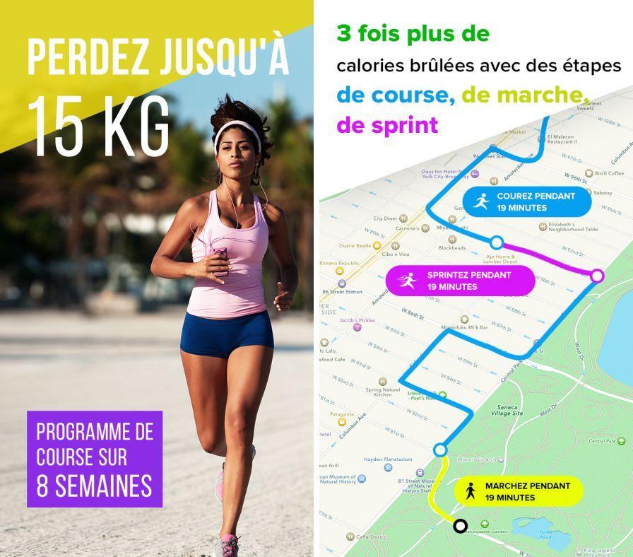 Perdre du poids pour marathon