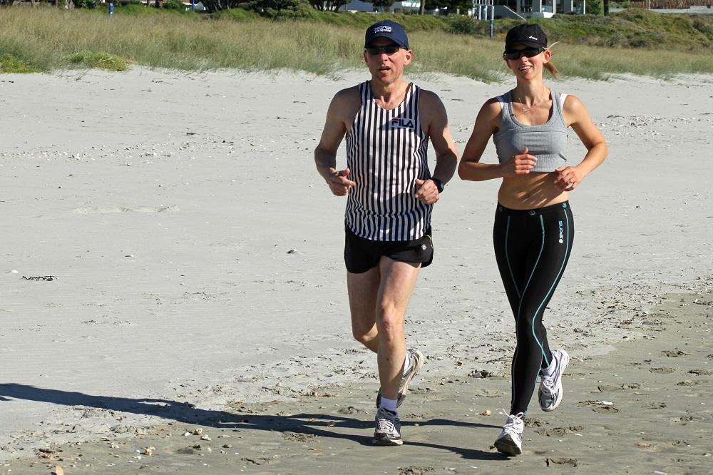 Perdre du poids avec jogging