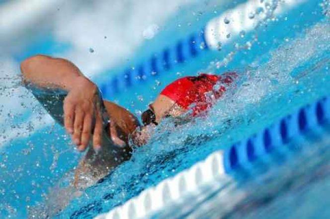 Exercice de piscine pour perdre du poids