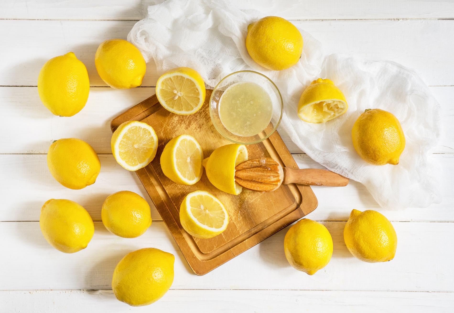 Perdre du poids jus de citron - Apizen.fr