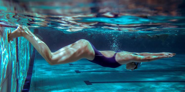 Combien d'heure de natation pour perdre du poids