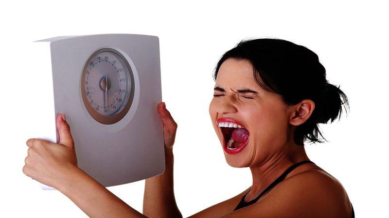 Je n'arrive pas a perdre du poids malgré le sport