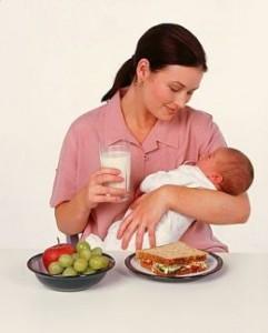 Perdre du poids tout en allaitant