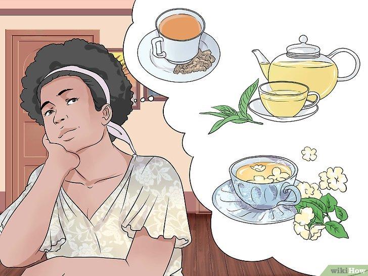 Quel thé boire pour perdre du poids