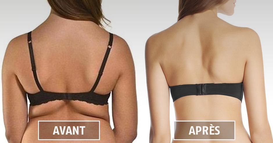 Comment perdre du poids du dos