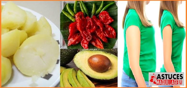 Aliments qui aide à perdre du poids