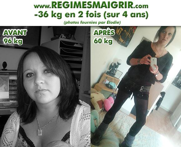 Perdre du poids apres 2 grossesse
