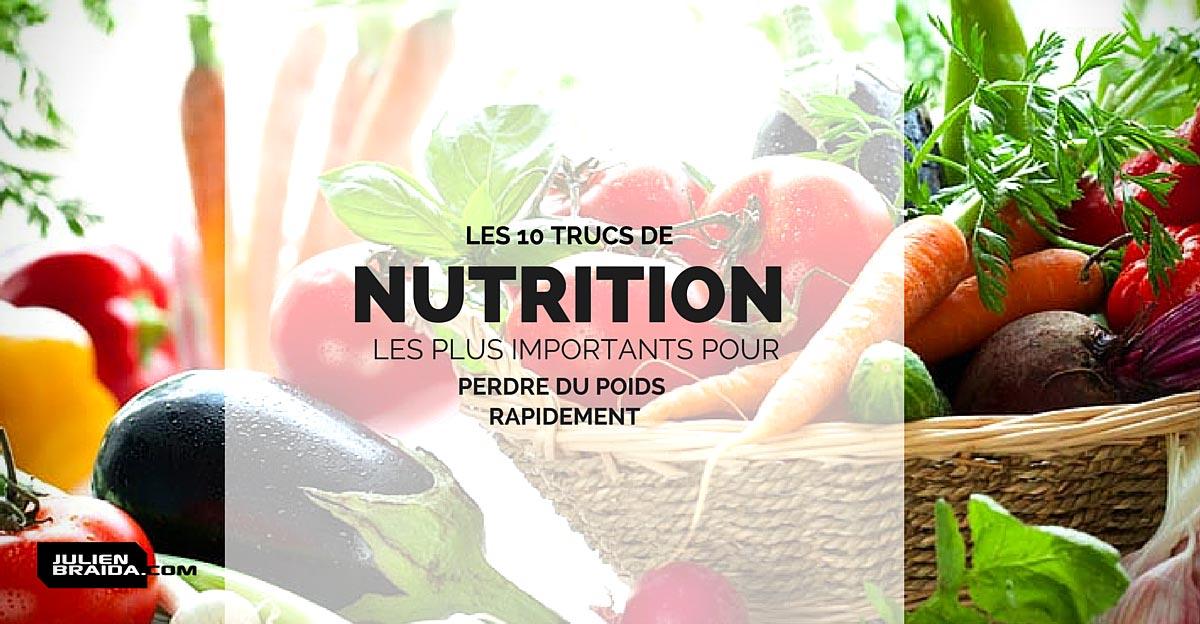 Manger sainement sans perdre du poids