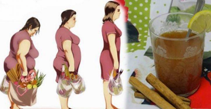 Boisson detox pour perdre du poids rapidement