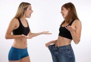 Comment perdre du poids rapidement apres une cesarienne