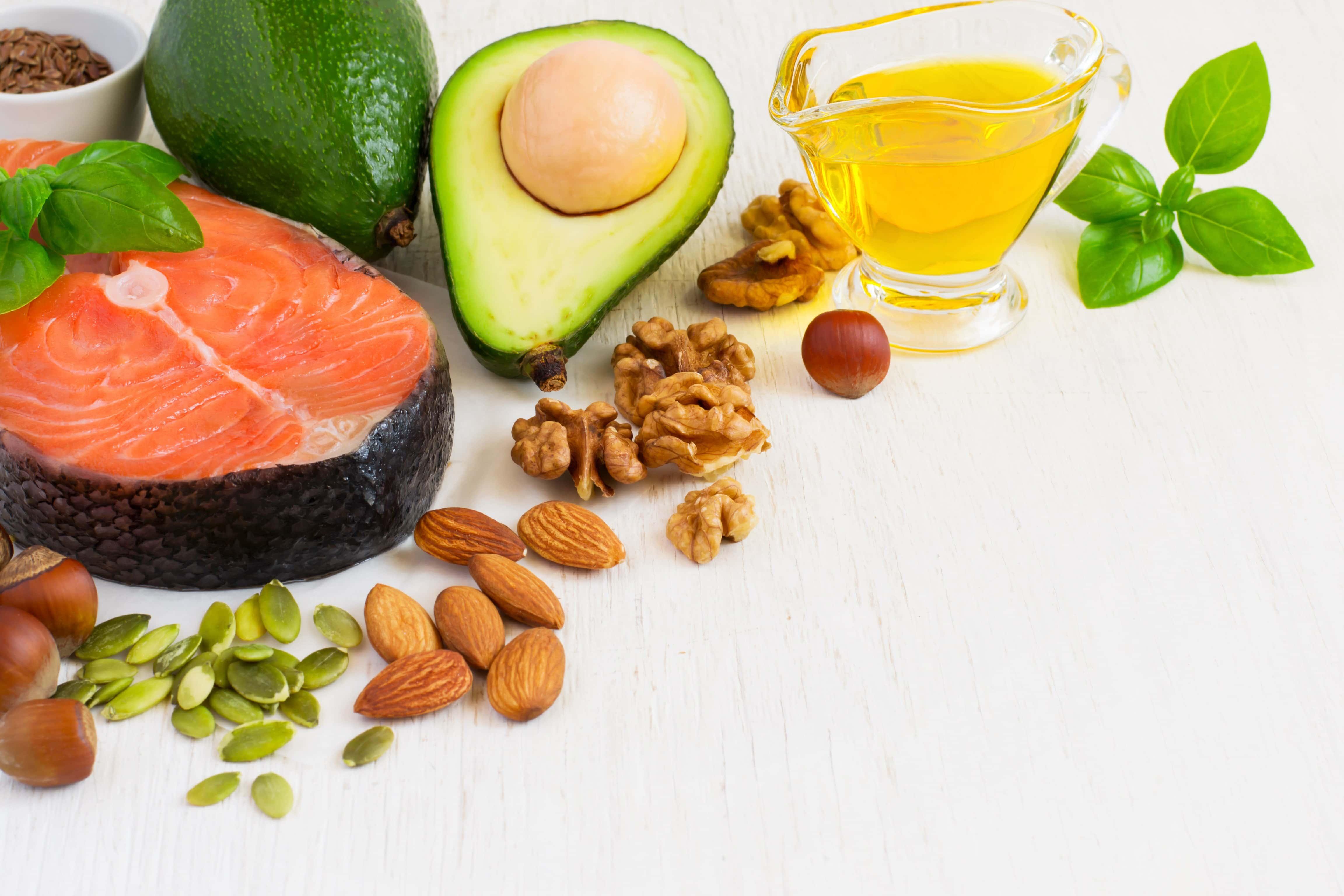 Manger gras et perdre du poids
