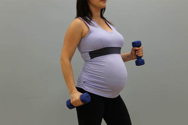 Exercice pour perdre du poids enceinte
