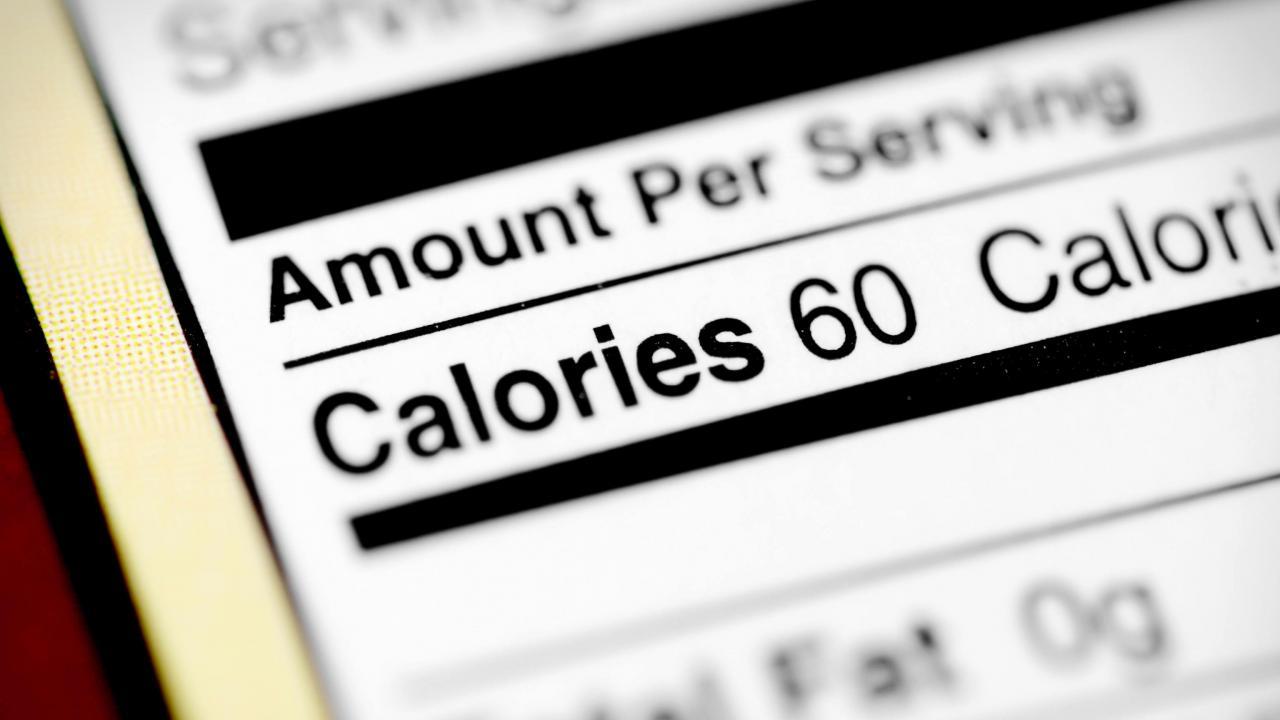 Perdre du poids rapidement combien de calories par jour