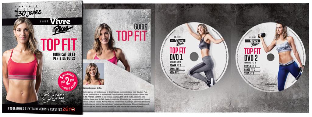 Meilleur dvd pour perdre du poids