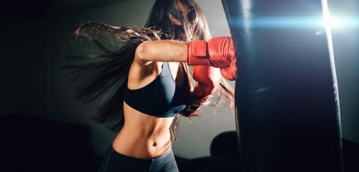 Comment perdre du poids rapidement boxe
