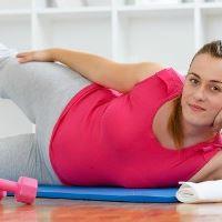 Comment perdre du poids juste apres accouchement