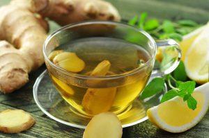 Thé au gingembre perdre du poids