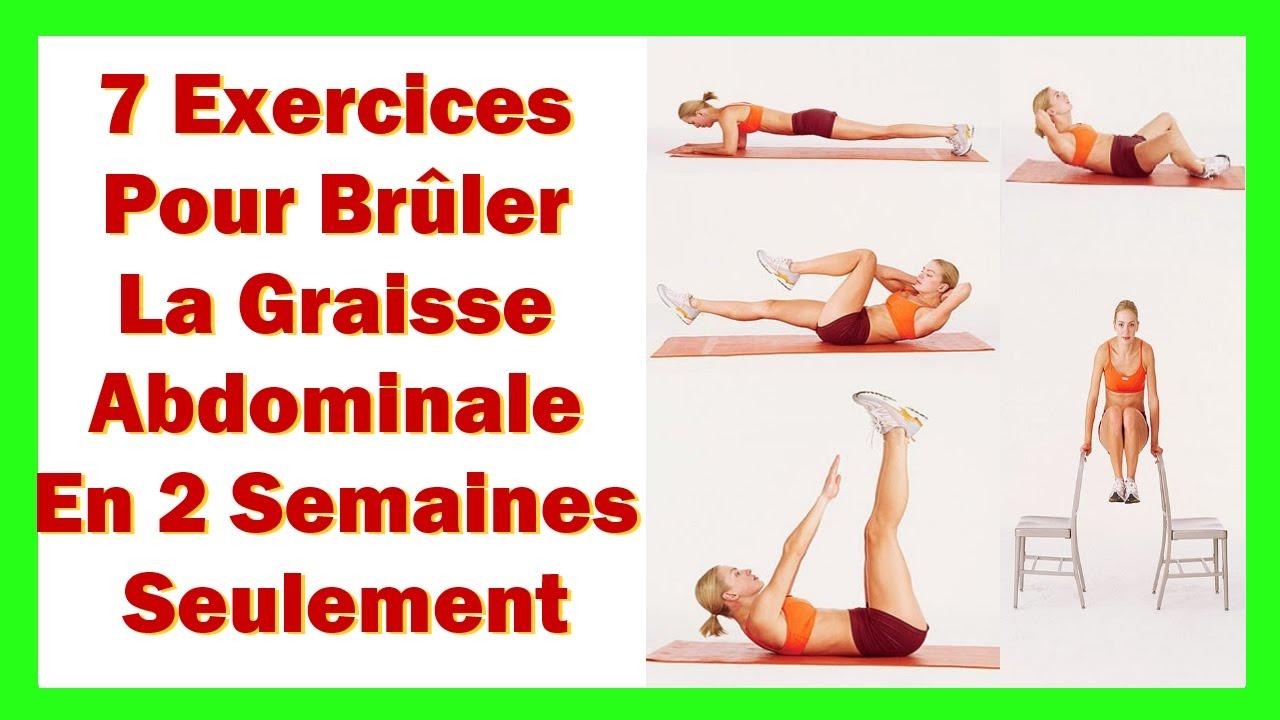 Exercice pour perdre du poids et du ventre