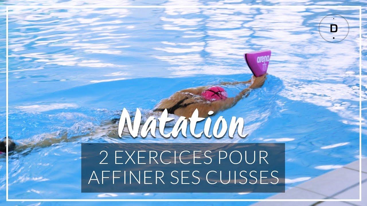 Exercice pour perdre du poids a la piscine
