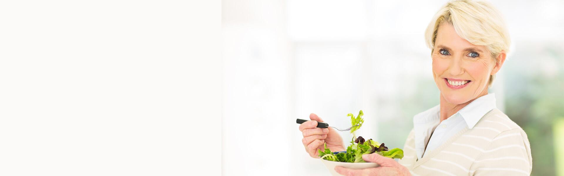 Perdre du poids durant la menopause