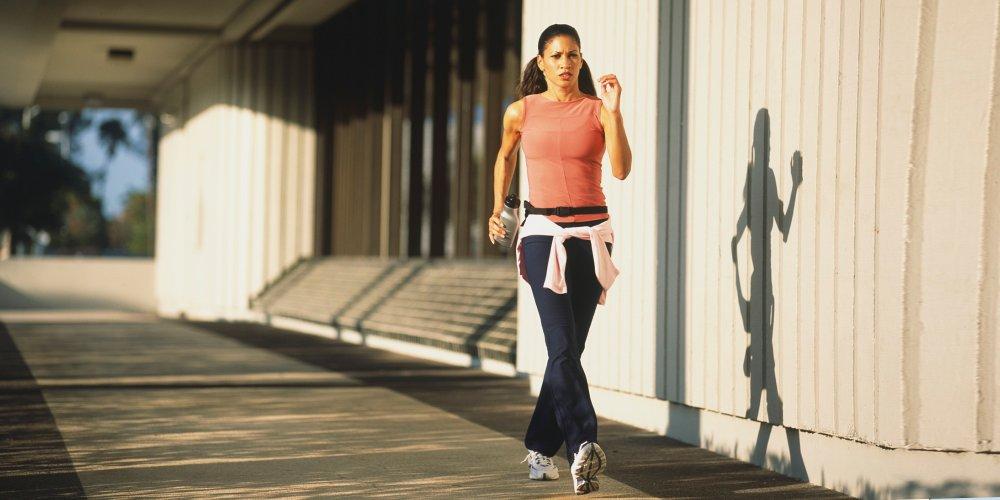 La marche fait t elle perdre du poids